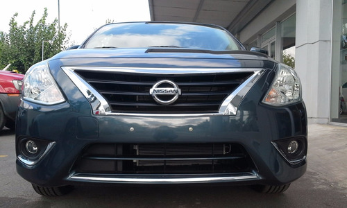 nissan versa advance mt 1.6 107cv 2020 0km