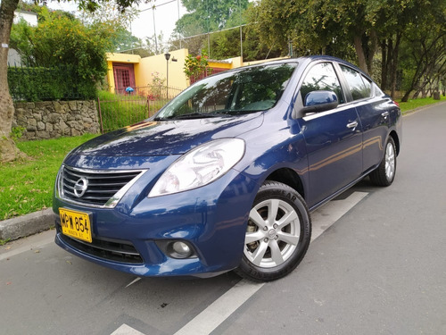 nissan versa advance mt 1600