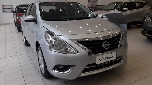 nissan versa advance mt 2020 motor 1.6 107 cv...