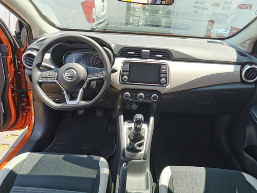 nissan versa advance tm 2020
