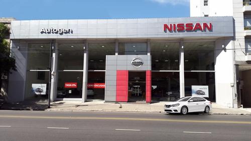 nissan versa exclusive at 0km v.e. caja automática