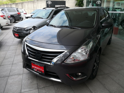 nissan versa exclusive at 2015