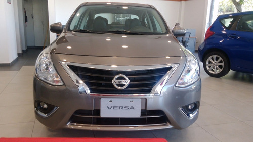 nissan versa exclusive automatico at 1.6 2017 0km