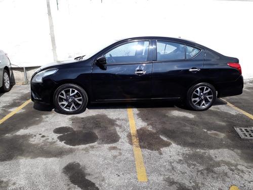 nissan versa sedan 4p exclusive l4/1.6 aut
