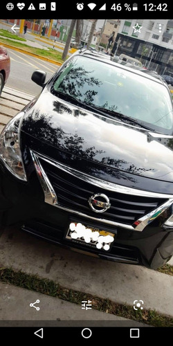 nissan versa semi full