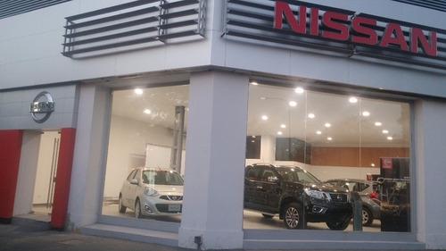 nissan versa sense 1.6 0km 4 puertas 2017