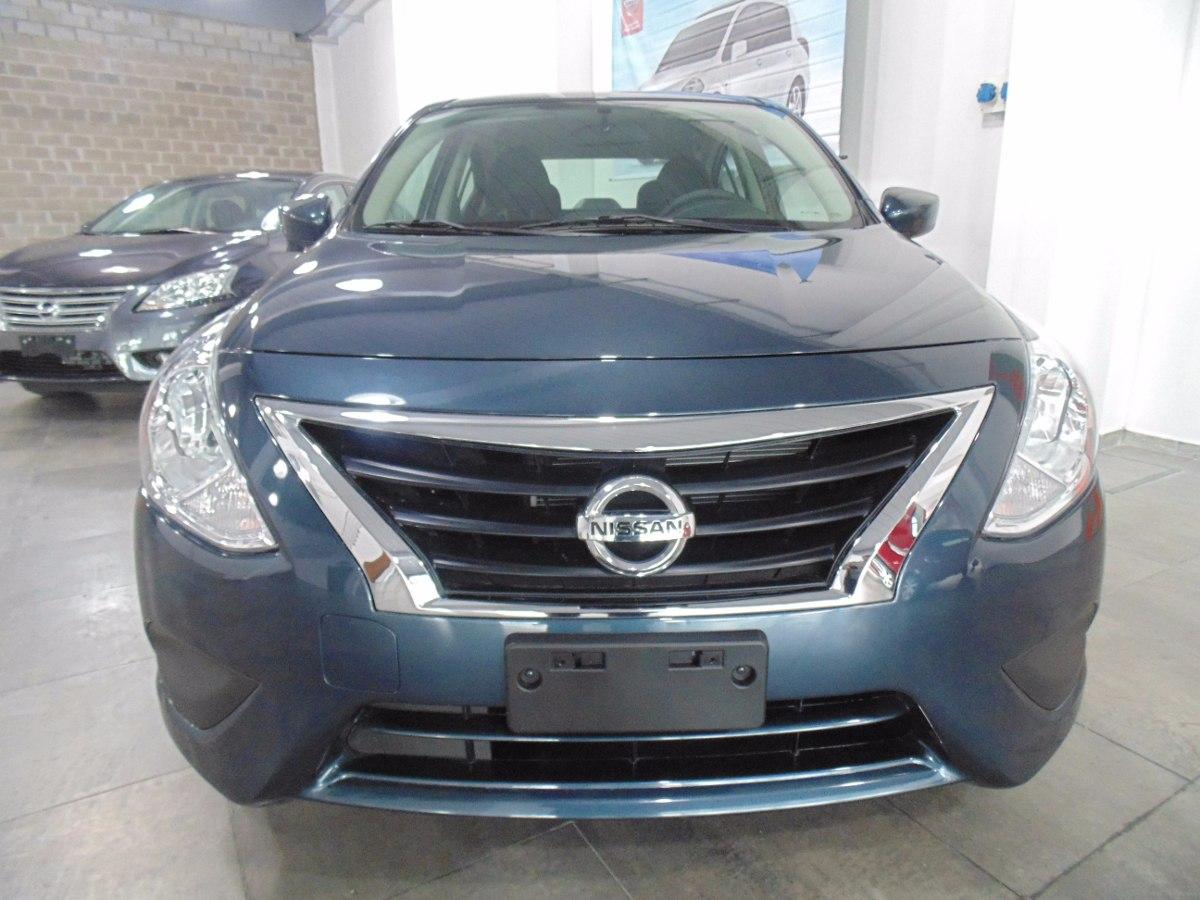 Nissan Versa Sense Pure Drive 0km 2018 44504710 - $ 370 ...