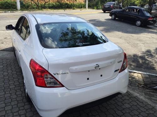 nissan versa sv 1.6 aut ( 2017/2018 ) okm por r$ 55.899,99