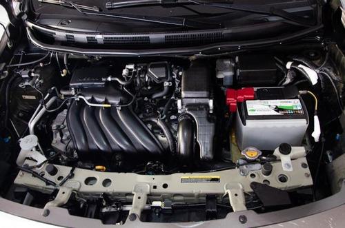 nissan versa versa sv 1.6 16v flex fuel 4p mec. flex manual