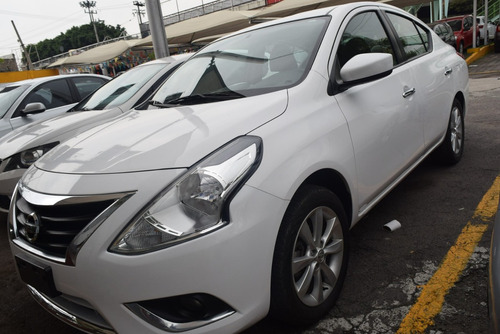 nissan versa1.8 advance sedan at
