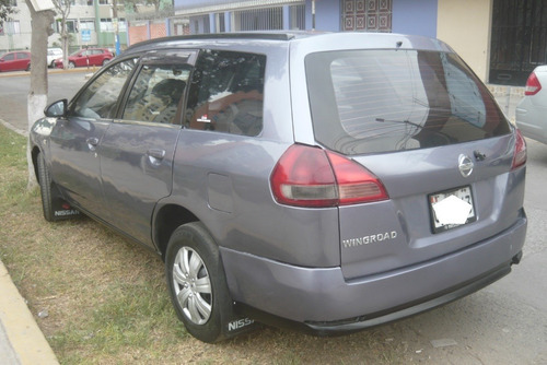 nissan wingroad gnv 2002