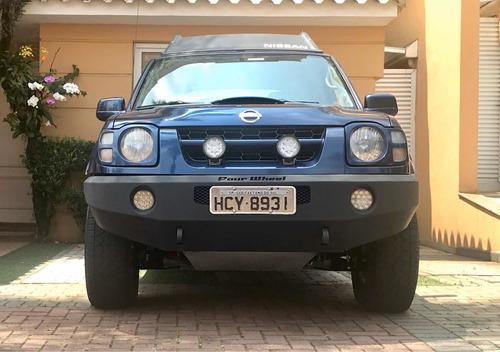 nissan x-terra 2.8 se 4x4 5p 2005 mwm turbo diesel