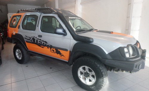 nissan x-terra 4x4 2.8 se diesel turbo 2005