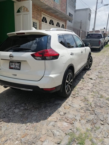 nissan x-trail 2.0 exclusiv 2 row hybrid 2019