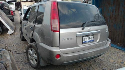 nissan x-trail 2005 x partes