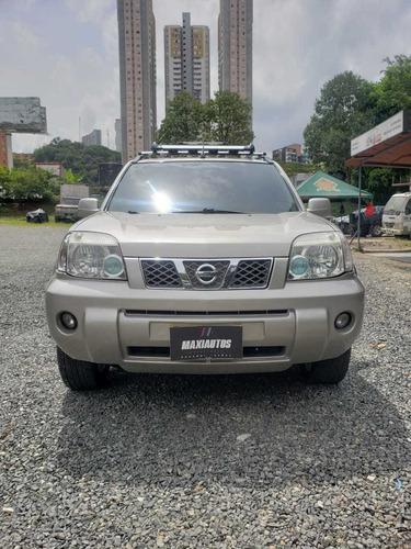 nissan x-trail 2006 auto 2.5 cc 161.300 km 4x4 gasoli plata