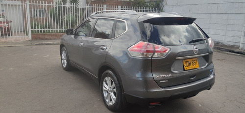 nissan x-trail 2017 2.5 advance