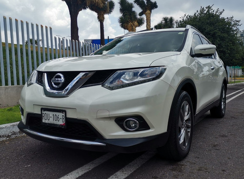 nissan x-trail 2017 exclusive 2 row