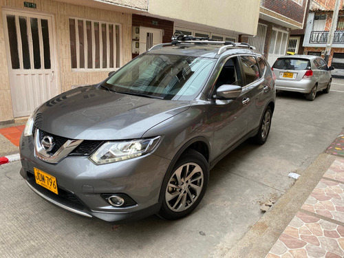 nissan x trail 2017 exclusive