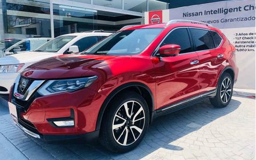 nissan x trail 2018 5p exclusive 3 l4/2.5 aut banca abatibl