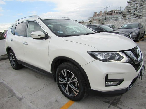 nissan x-trail 2018 advance 2 row