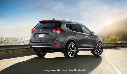 nissan x-trail 2.5 5 puertas exclusive 3 row cvt