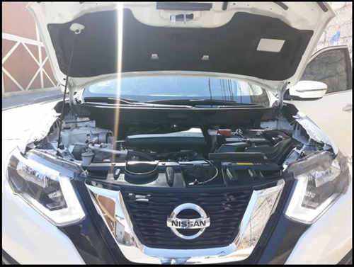 nissan x-trail 2.5 advance 2 row cvt 2019