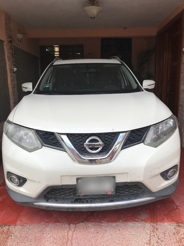 nissan x-trail 2.5 advance 2 row mt