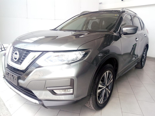 nissan x-trail 2.5 advance 3 row cvt