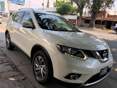 nissan x-trail 2.5 advance 3 row mt 2016