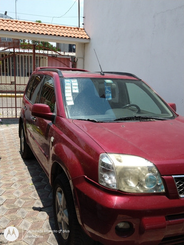nissan x-trail 2.5 advance mt 2005