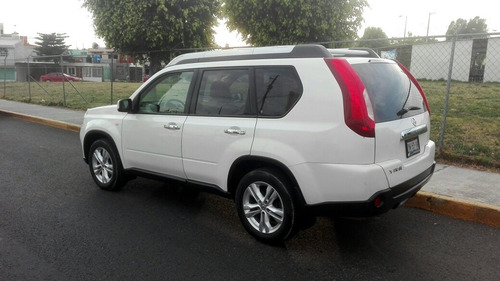 nissan x-trail 2.5 advance mt 2014