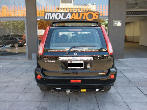 nissan x-trail 2.5 all mode at 2008 imolaautos-