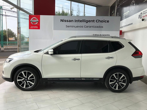 nissan x-trail 2.5 exclusive 2 row cvt 2018