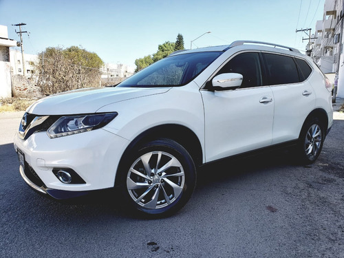 nissan x-trail 2.5 exclusive 2 row mt 2015
