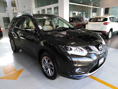 nissan x-trail 2.5 exclusive 2 row mt