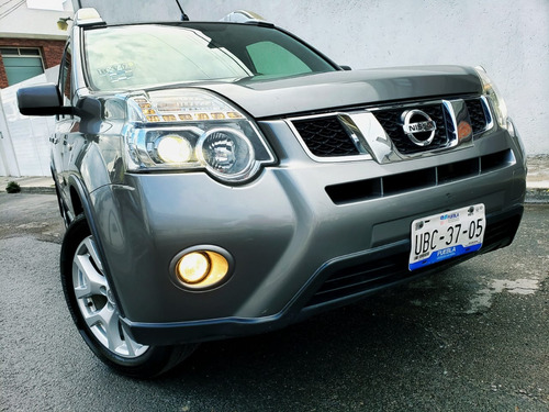 nissan x-trail 2.5 exclusive 2014