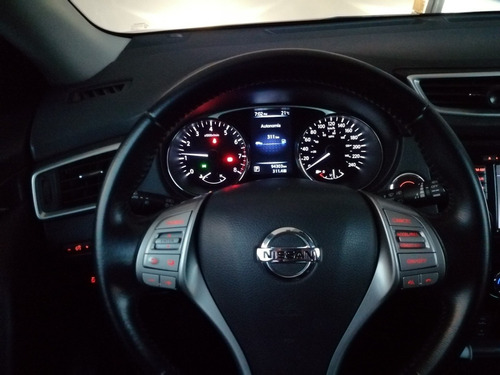 nissan x-trail 2.5 exclusive 3 row mt 2015