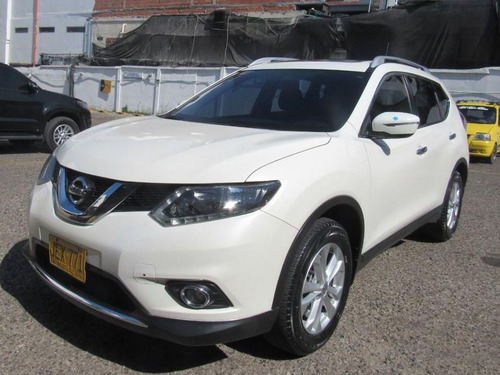 nissan x-trail 2.5 exclusive