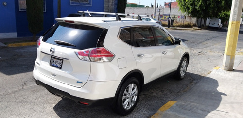 nissan x-trail 2.5 sense 2 row mt 2015