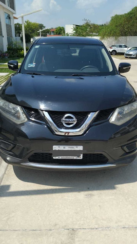 nissan x-trail 2.5 sense 2 row mt 2016