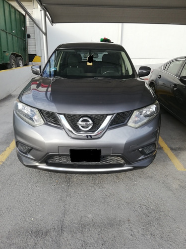 nissan x-trail 2.5 sense 3 row mt 2015