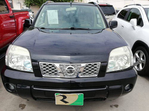nissan x-trail 2.5 slx lujo at