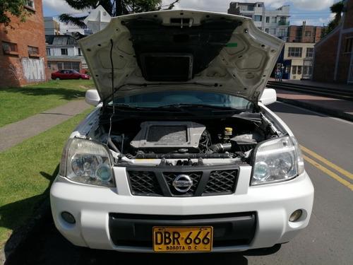 nissan x-trail 4x4 2.5cc diesel mt