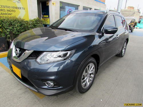 nissan x-trail at 2500