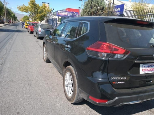 nissan x-trail  cvt 2.5 advance 2018