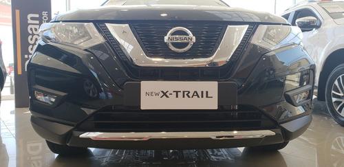 nissan x-trail drive cvt 2f