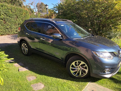 nissan x-trail exclusive 2.5 3 row at 2015