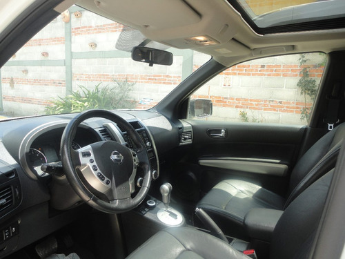 nissan x-trail exclusive cvt 4x4 2013
