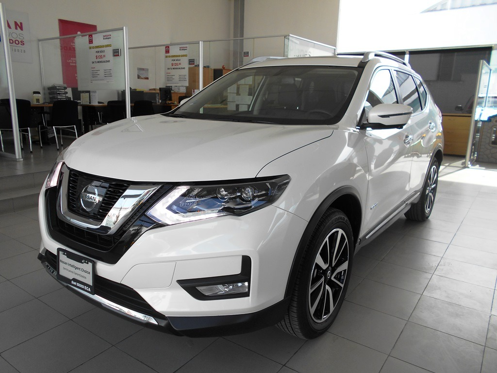 nissan x trail exclusive hybrid 2019 auto demo 574 000 en mercado libre. Black Bedroom Furniture Sets. Home Design Ideas